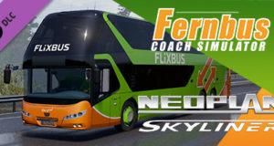 Fernbus Simulator Neoplan Skyliner Free Download PC Game